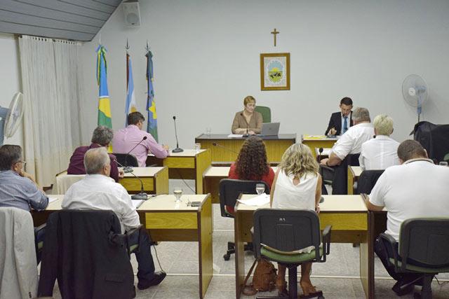 Orden del día sexta sesión extraordinaria del Honorable Concejo Deliberante