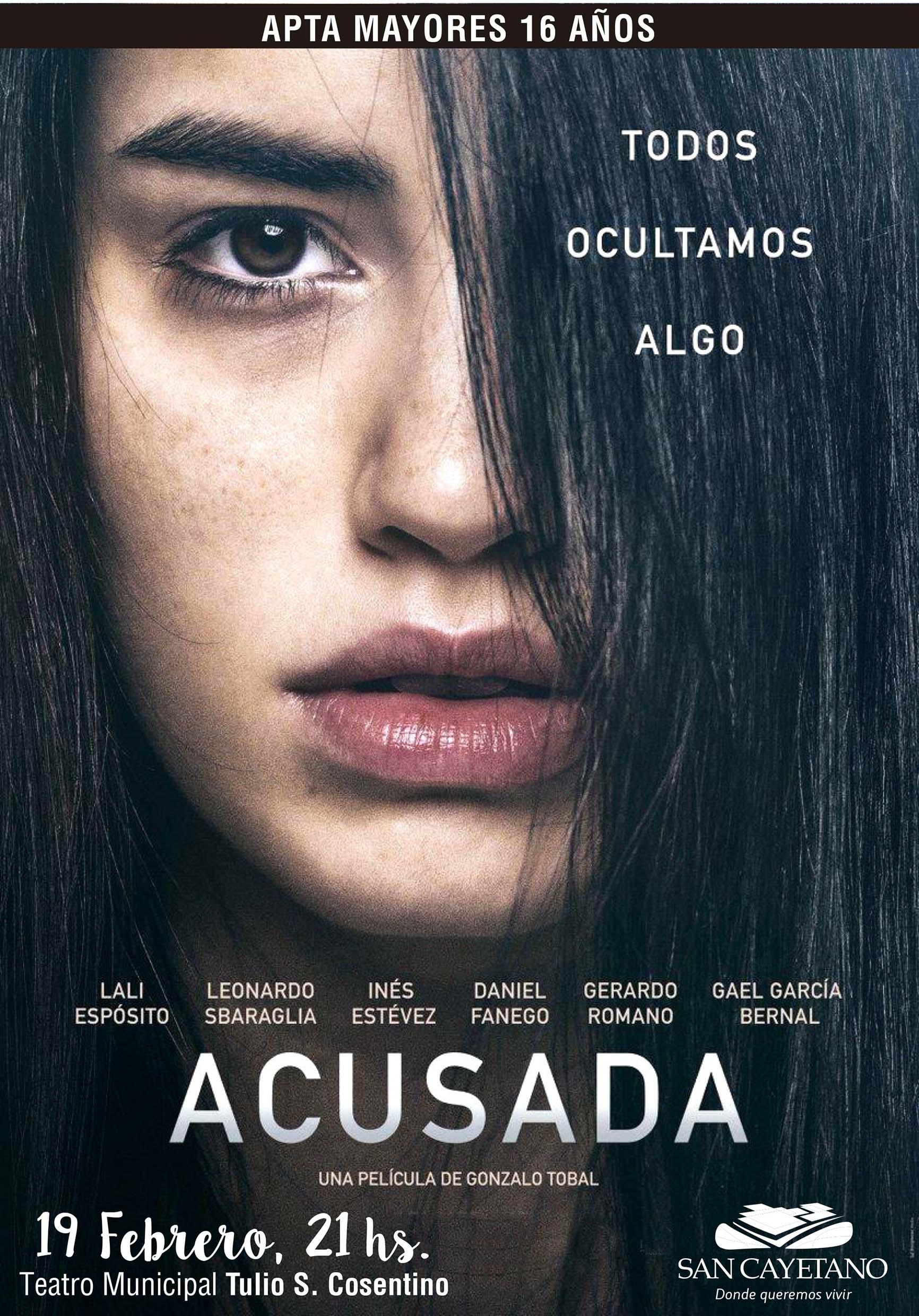 """Cine: """"Acusada"""""""