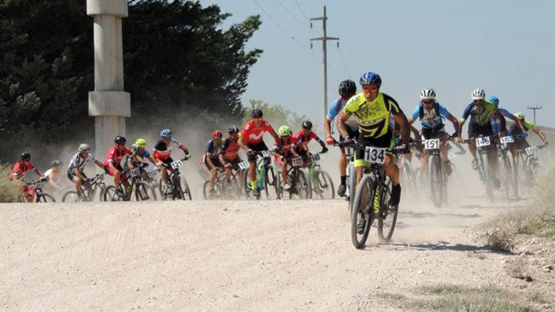 Comenzó la travesía del Rural Bike del Sur