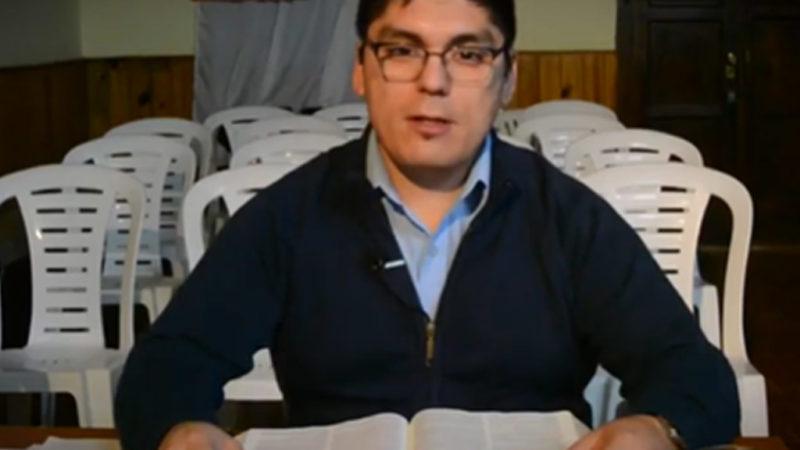 La Gota Diaria: mensaje de la Iglesia Cristo es la Respuesta