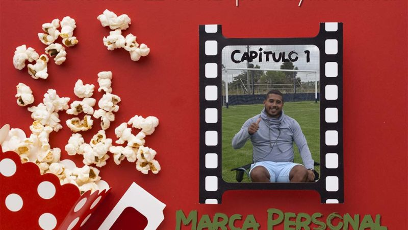 Matías Aranda, el protagonista del primer capítulo de Marca Personal