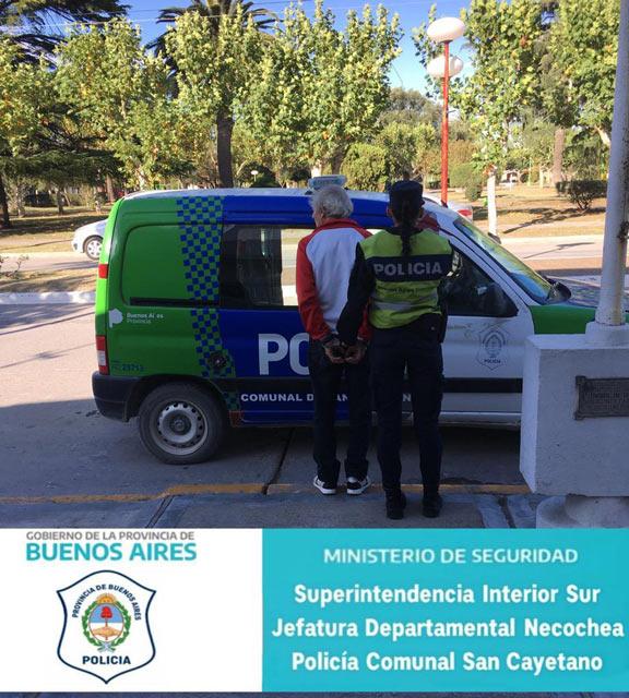 Detenido por amenazas al Intendente Miguel Gargaglione