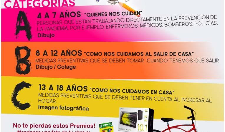"""Lanzamiento del concurso """"CuidArte Creando"""""""