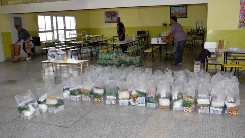Garantizan el Servicio Alimentario Escolar