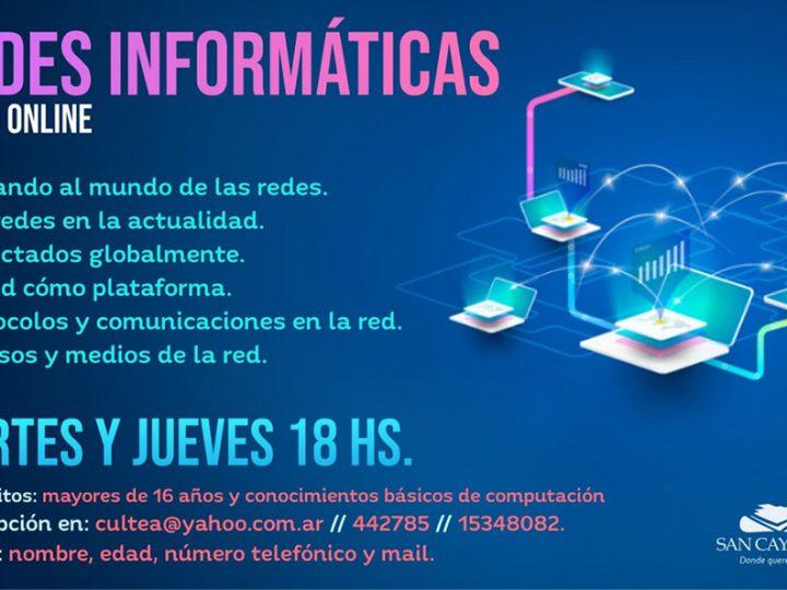 Curso online de redes informáticas