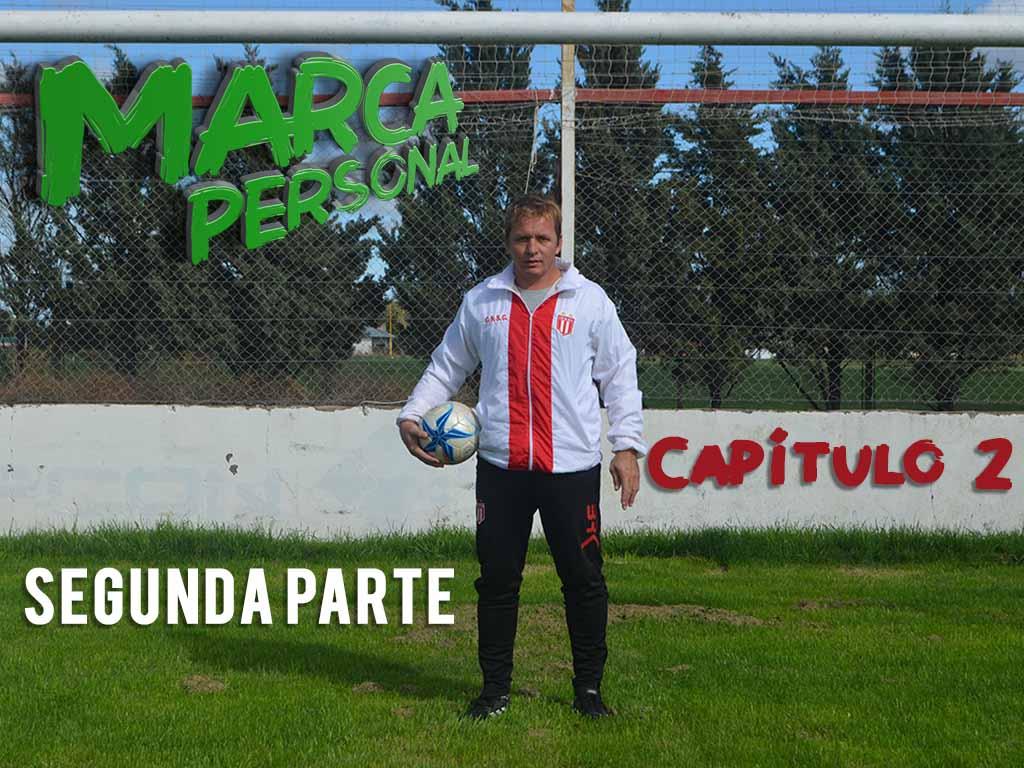 Darío Aranguren: «Me encanta jugar de 9»