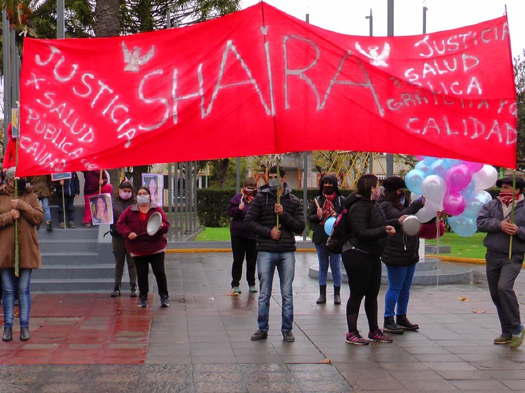 Nuevo reclamo de justicia por Shaira