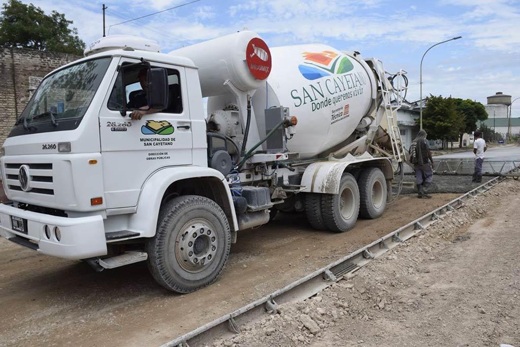 Adquisición de cemento