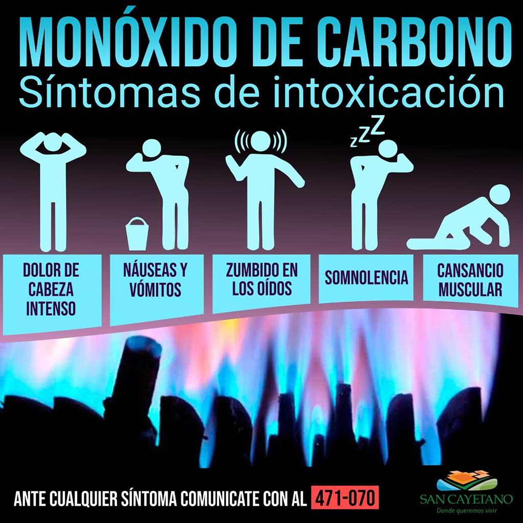 Recomendaciones de Defensa Civil para evitar la intoxicación con monóxido de carbono