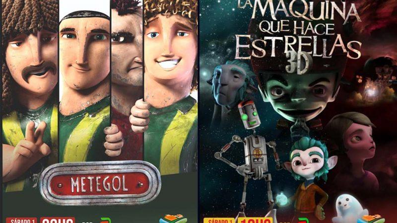El cine INCAA para grandes y chicos por la pantalla de Coop TV