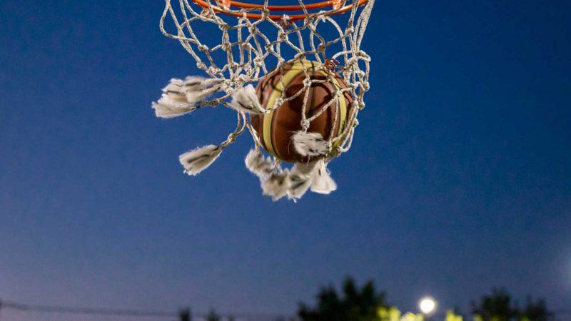 Se habilitó el entrenamiento individual de basquetbol en los Playones