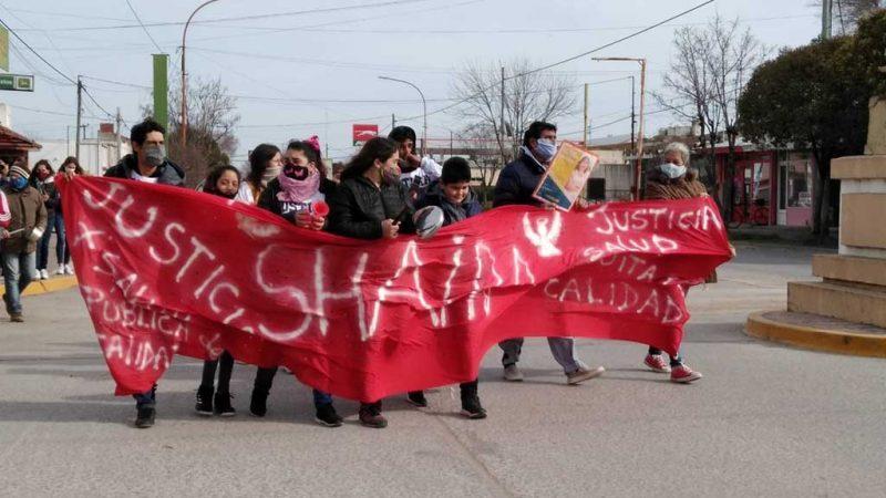 San Cayetano volvió a clamar justicia por Shaira Smoulenar