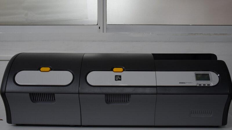El Municipio recibió una impresora de licencias de conducir