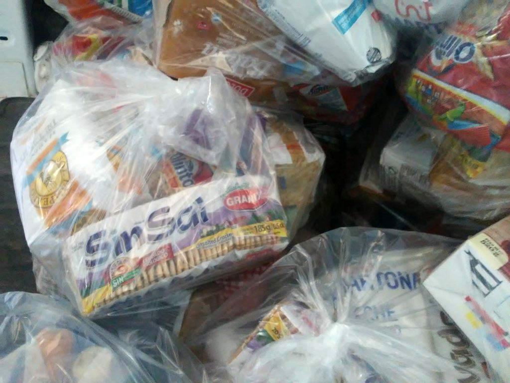 Empresa donó galletitas a la Municipalidad de San Cayetano