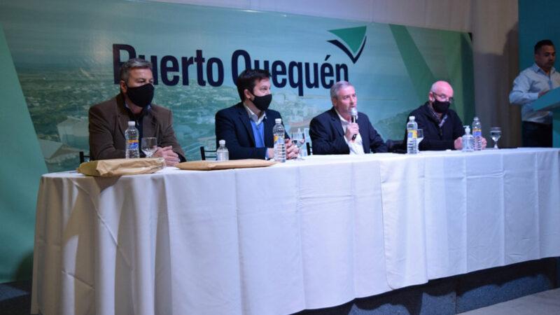 Se concretó la apertura de ofertas para la pavimentación de accesos a las escuelas y el hospital de Quequén