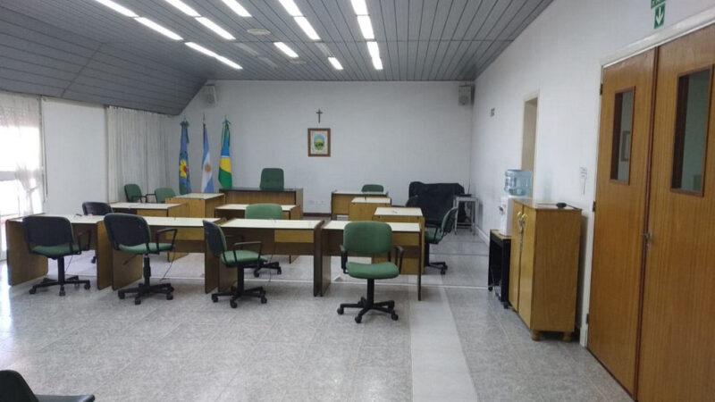 Orden del día décima segunda sesión ordinaria Concejo Deliberante