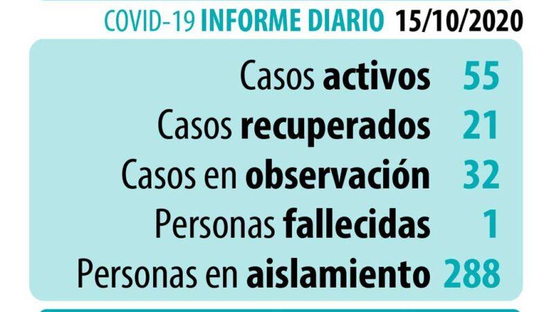 Coronavirus: se produjo el fallecimiento de una residente del Geriátrico Municipal