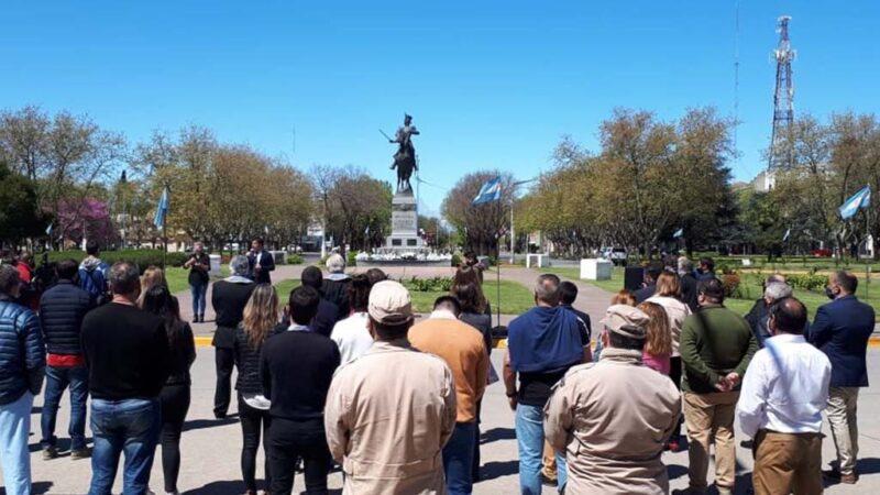 Puerto Quequén presente en el Aniversario de Necochea