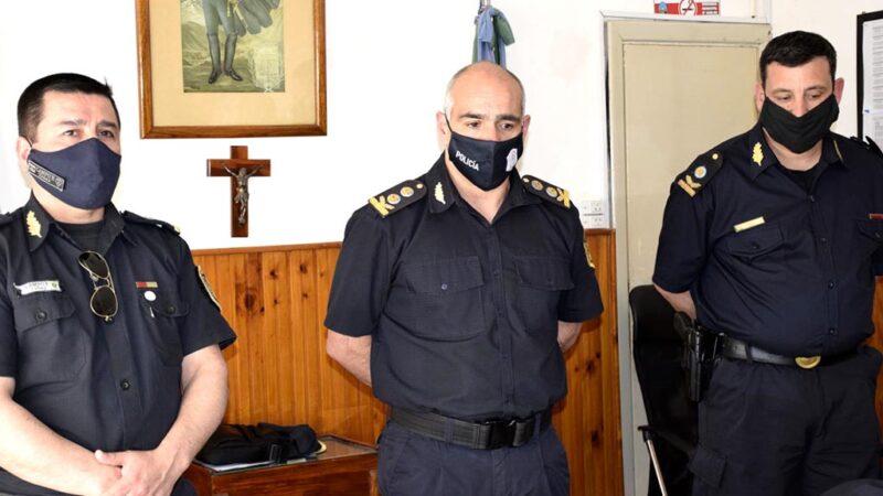Arista es el nuevo Jefe de la Policía Comunal
