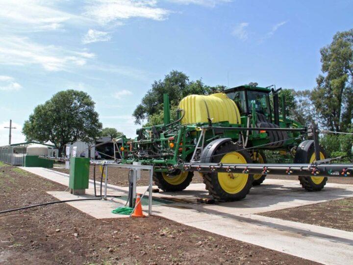 Camas biológicas o biobeds, nuevo concepto en buenas prácticas agrícolas