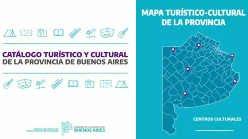 Provincia envió el Fondo para la Reactivación para la Cultura y el Turismo