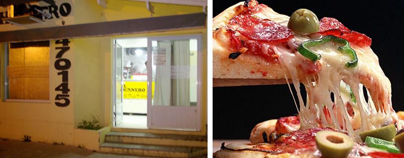el Hornero Pizzas