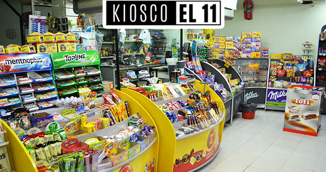 Super Kiosco el 11, testigo de tus historias con mamá