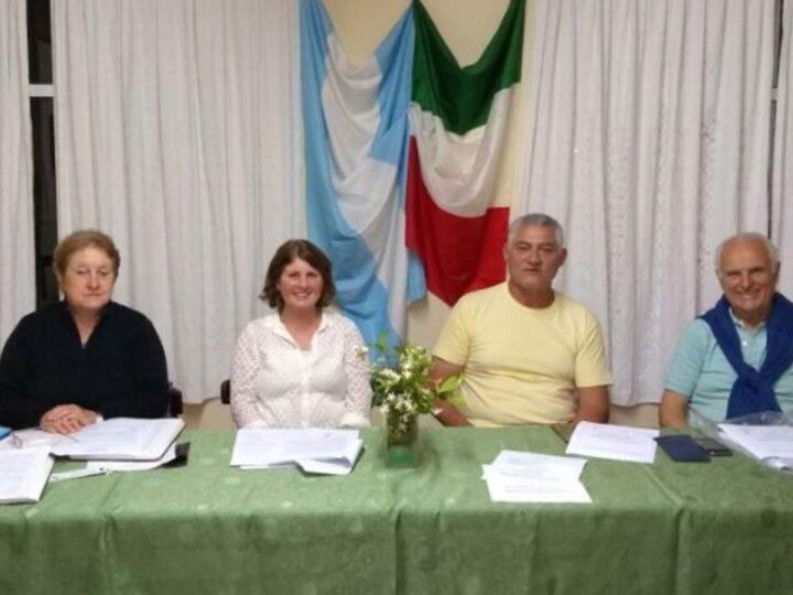 Convocatoria Asamblea General Ordinaria de la Sociedad Italiana