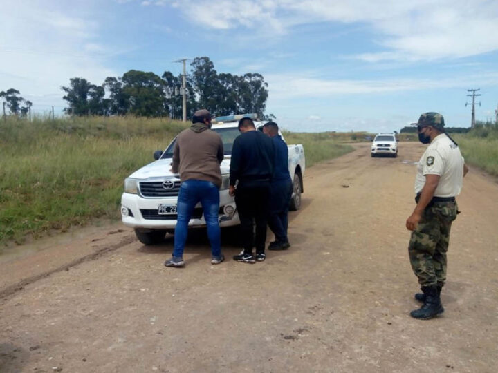 Detenidos con pedidos de captura activa