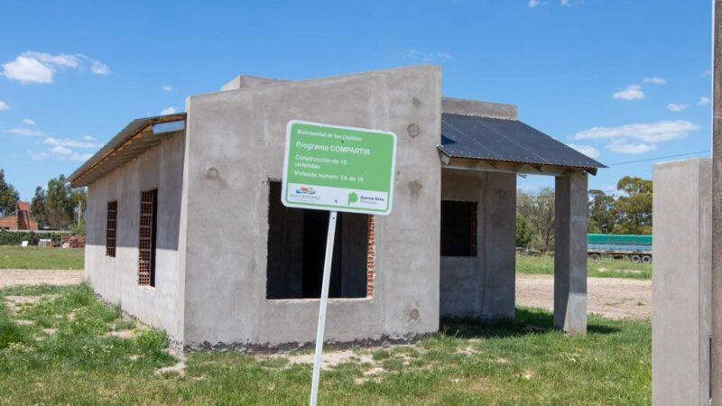 Adquisición de materiales eléctricos  para Plan Compartir 15 viviendas