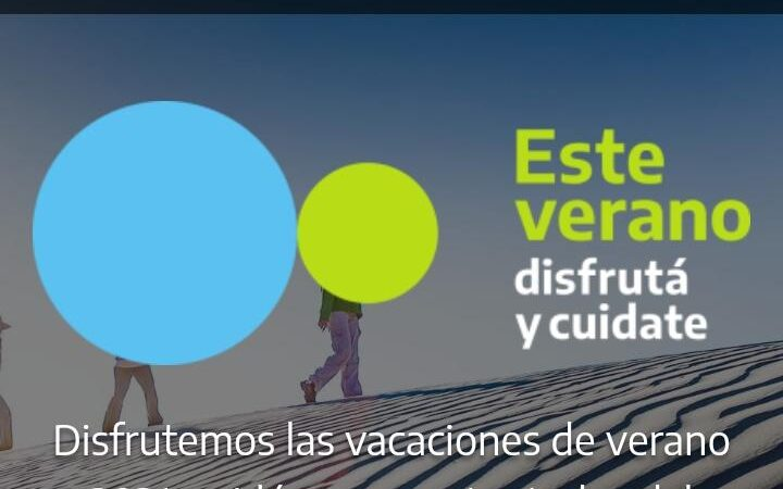 Ya está disponible el permiso para viajar durante el verano