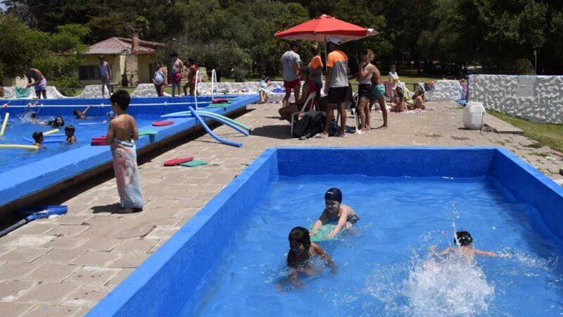 """Lanzamiento del programa """"Deportes en verano"""""""