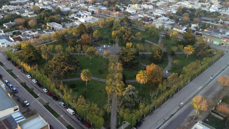 Fondos para la remodelación de la Plaza América