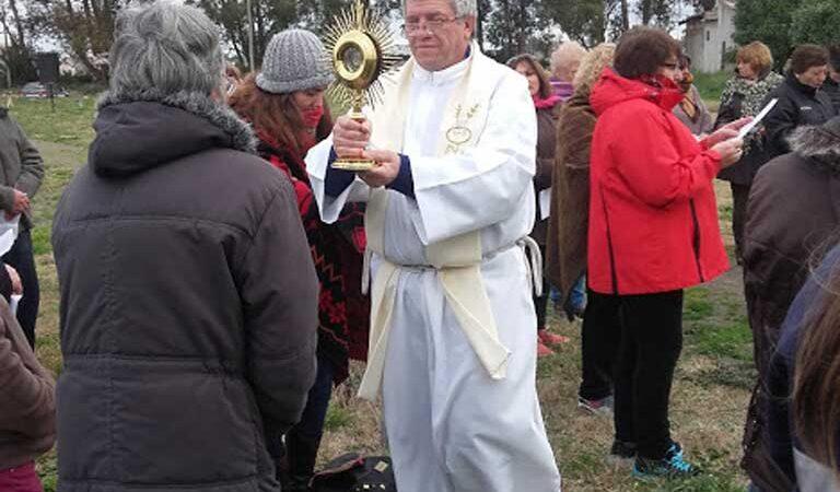 El Padre Pablo, por Magalí Di Croce