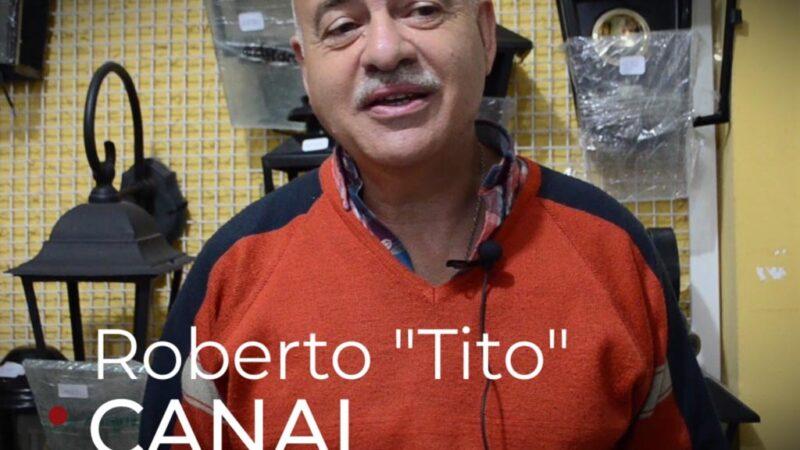 Roberto «Tito» Canal, fundador del reconocido grupo vocal «Sur Vivo»