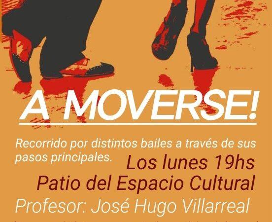 """""""A moverse"""""""