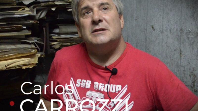 Carlos Carrozzi, ídolo del automovilismo sancayetanense 2° parte