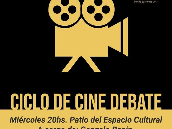 Ciclo de cine debate en el Espacio Cultural