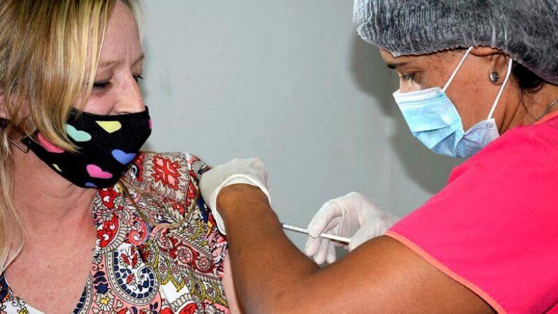 Plan de vacunación COVID19 a la población en general