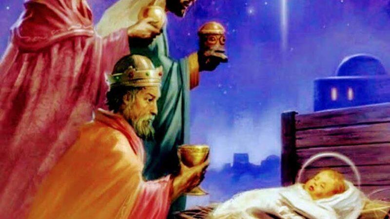 Los tres Reyes Magos, por Viviana Arcángeli